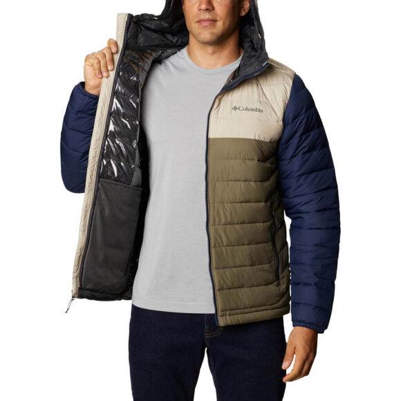 Columbia - Powder Lite Hooded Jacket M