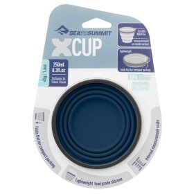 Sea To Summit - X-Cup Navy Blue 250 ml.