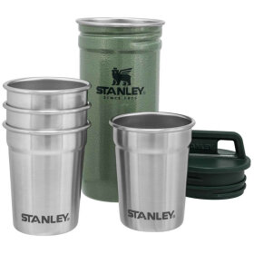 Stanley - Shot Glass Set Green