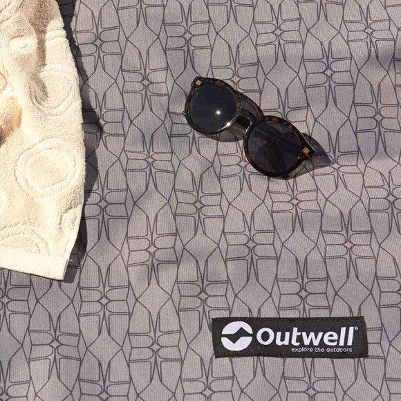 Outwell - Oakwood 5 Fladvævet Gulvtæppe