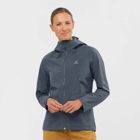 Salomon - Outrack 2,5L WP Jacket W Ebony