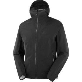 Salomon - Outline Jacket M Black