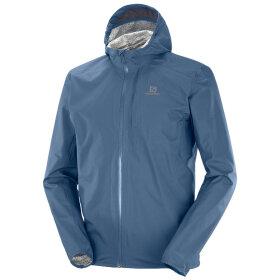 Salomon - Bonatti WP jacket M Dark Denim