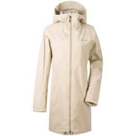 Didriksons - Bea Womens Parka Light Beige