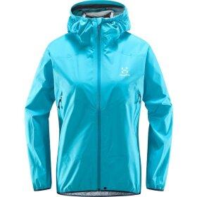 Haglöfs - Regnjakke LIM Comp Jacket W Maui Blue