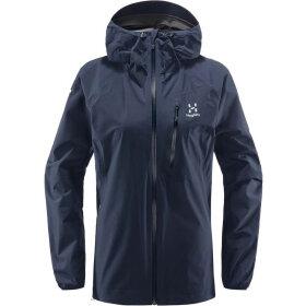 Haglöfs - Regnjakke LIM Jacket W Tarn Blue