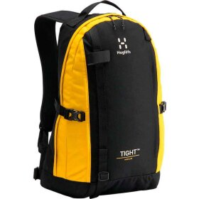 Haglöfs - Tight Medium Black/yellow