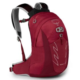 Osprey - Talon 11 Junior Cosmic red