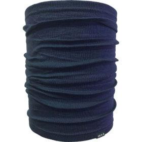 Bula - Solid Wool Tube Navy