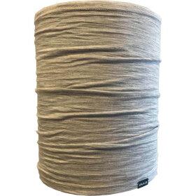 Bula - Uldhalsedisse Solid Wool Tube Grey