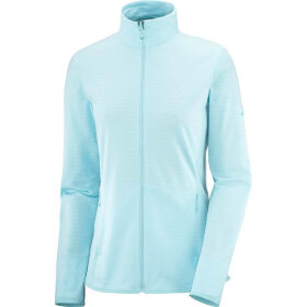 Salomon - Outrack Full Zip Mid W Crystal
