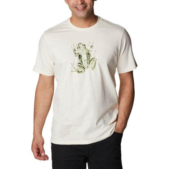 Columbia - T-shirt Clarkwall Organic Cotton Tee