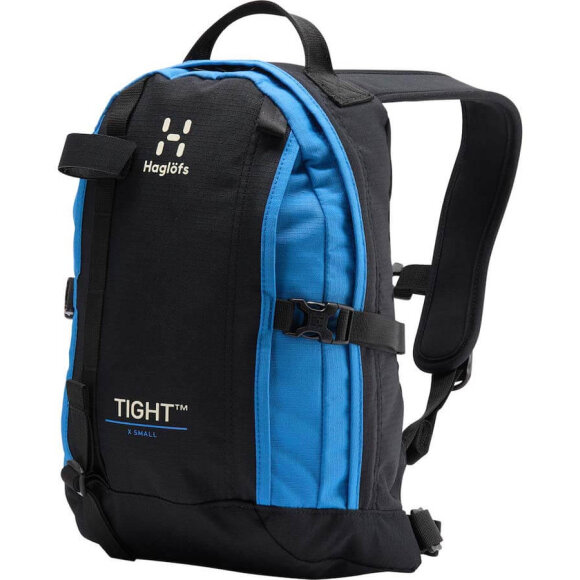 Haglöfs - Tight XSmall Black/Nordic Blue