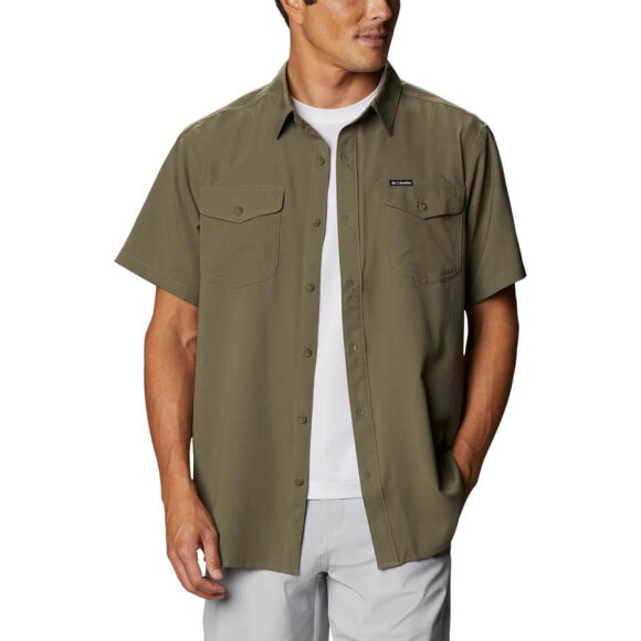 Columbia - Utilizer Solid SS Shirt