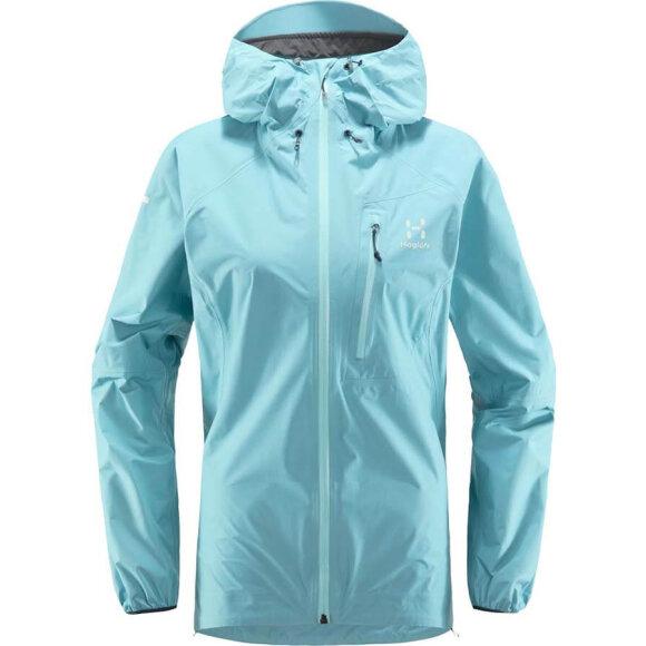 Haglöfs - LIM Jacket Women Frost Blue