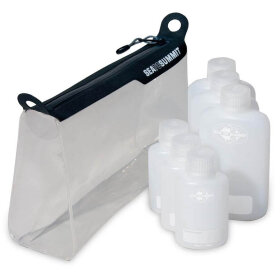 Sea To Summit - TPU Clear Ziptop Pouch Clear