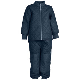 Mikk-Line - Termosæt med fleece Blue