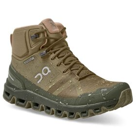 On - Cloudrock WP Women Olive/reed