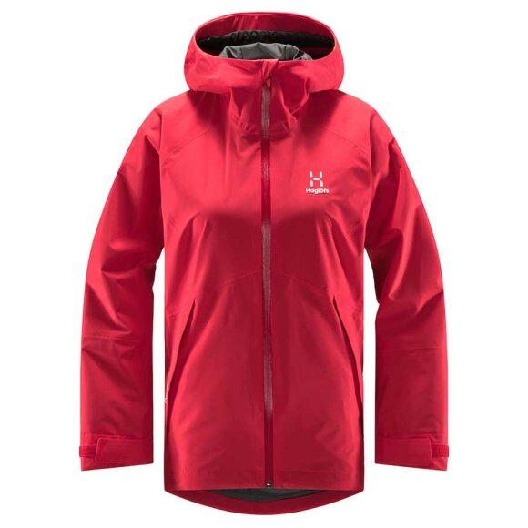 Haglöfs - Skuta Jacket Women Scarlet red