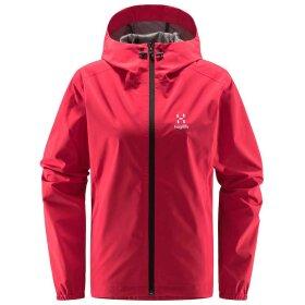 Haglöfs - Buteo Jacket Women Scarlet red