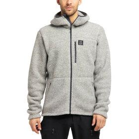 Haglöfs - Pile Hood Men Grey Melange