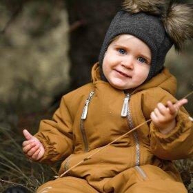 Mikk-Line - Snow Suits Golden Brown