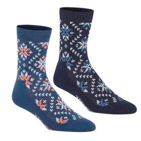 Kari Traa - Tiril Wool Sock 2 Pack Sail
