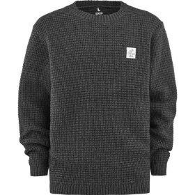 Bula - Skeg Wool Sweater Dark grey