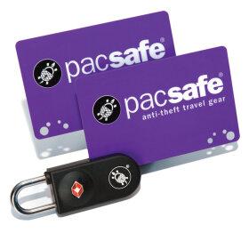 Pacsafe - Prosafe 750 TSA Keycard sort